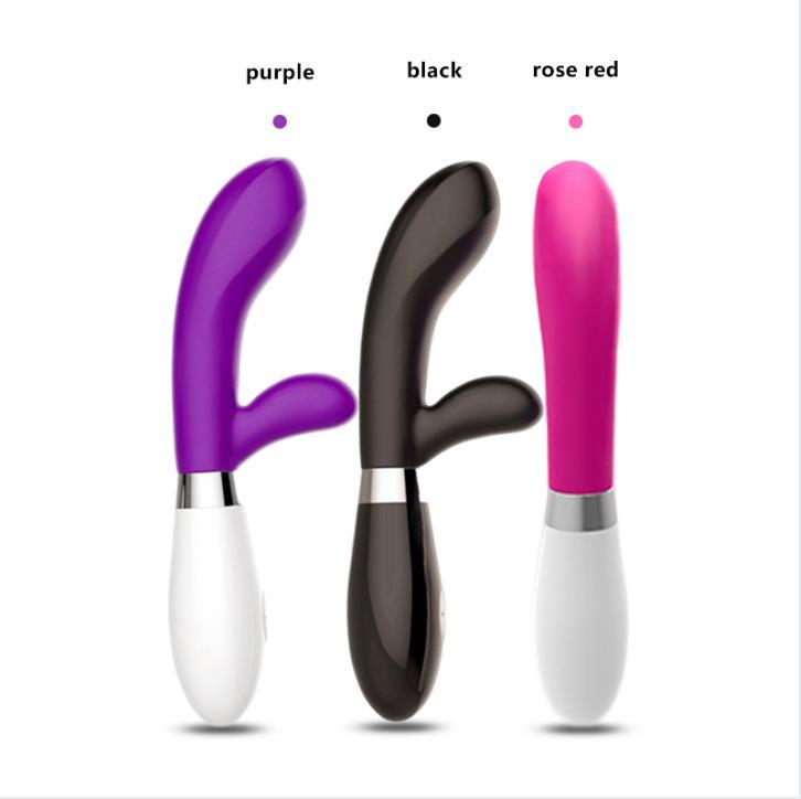 Female Adult Toys Clit Masturbator AV Wand Massager Clitoral G spot Rabbit Vibrator