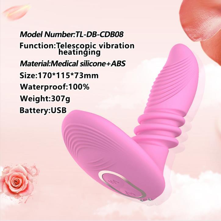 Remote Control Wireless Sex Adult Toy Massage Dildo Mastubator Wearable Vibrator