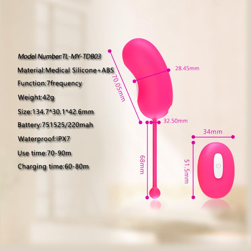 Massage Logo Giant Pussy Sex Vagina Pink Magnetic Scrotum G Spot Clitoris Lady Underwear Love Egg Vibrator